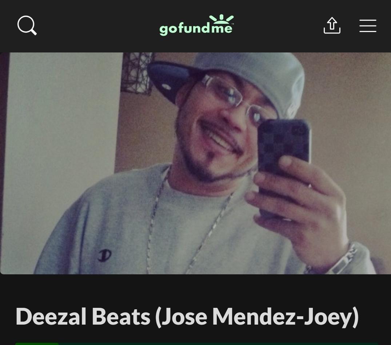 """Jose """"Deezal Beats"""" Mendez RIP"""