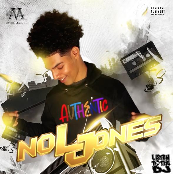 NoL Jones – AUTHENTIC (Project)